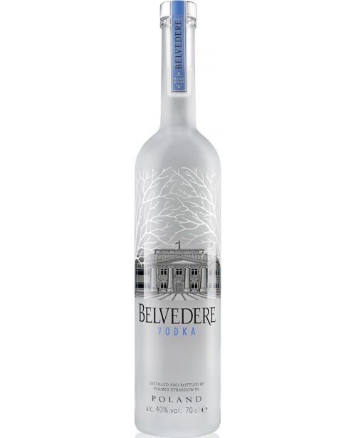 Belvedere 0.7L Top